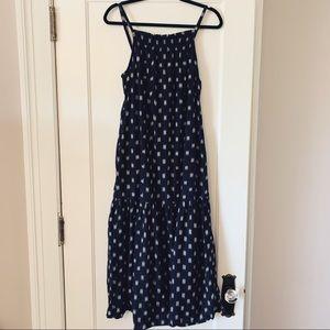 Current/Elliott Boho Maxi Dress